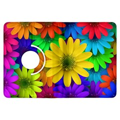 Gerbera Daisies Kindle Fire Hdx 7  Flip 360 Case by StuffOrSomething