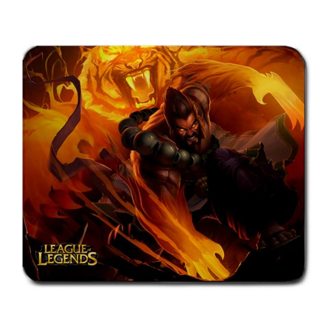 By Chema   Large Mousepad   Wfvo09ekpuz6   Www Artscow Com Front