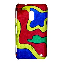 Abstract Nokia Lumia 620 Hardshell Case by Siebenhuehner