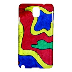 Abstract Samsung Galaxy Note 3 N9005 Hardshell Case by Siebenhuehner