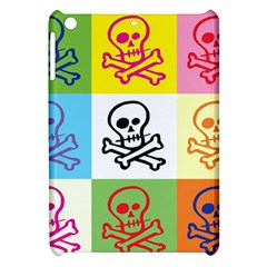 Skull Apple Ipad Mini Hardshell Case by Siebenhuehner