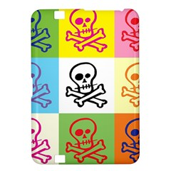 Skull Kindle Fire Hd 8 9  Hardshell Case by Siebenhuehner