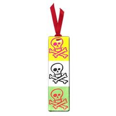 Skull Small Bookmark by Siebenhuehner