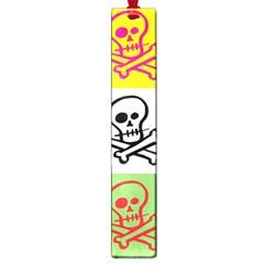 Skull Large Bookmark by Siebenhuehner