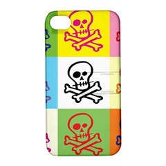 Skull Apple Iphone 4/4s Hardshell Case With Stand by Siebenhuehner