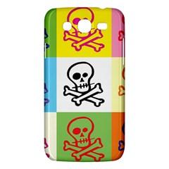 Skull Samsung Galaxy Mega 5 8 I9152 Hardshell Case  by Siebenhuehner