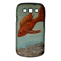 Gold Fish Samsung Galaxy S Iii Classic Hardshell Case (pc+silicone) by rokinronda