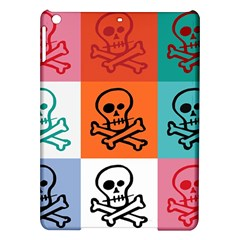 Skull Apple Ipad Air Hardshell Case by Siebenhuehner