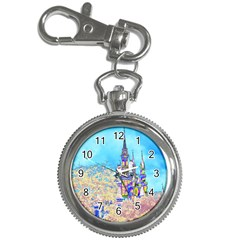 Castle For A Princess Key Chain Watch