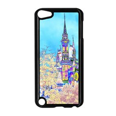 Castle For A Princess Apple Ipod Touch 5 Case (black) by rokinronda