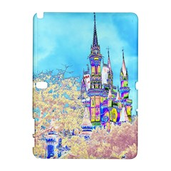 Castle For A Princess Samsung Galaxy Note 10 1 (p600) Hardshell Case by rokinronda