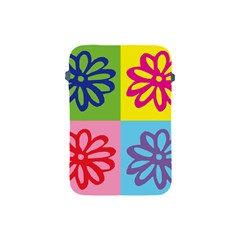 Flower Apple Ipad Mini Protective Sleeve by Siebenhuehner
