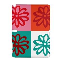 Flower Samsung Galaxy Note 10 1 (p600) Hardshell Case by Siebenhuehner