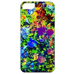The Neon Garden Apple Iphone 5 Classic Hardshell Case by rokinronda