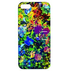 The Neon Garden Apple Iphone 5 Hardshell Case With Stand by rokinronda