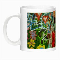 Prague Graffiti Glow In The Dark Mug by StuffOrSomething