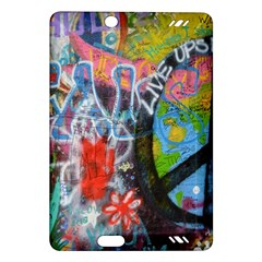 Prague Graffiti Kindle Fire Hd 7  (2nd Gen) Hardshell Case by StuffOrSomething