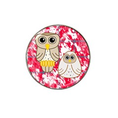 Two Owls Golf Ball Marker 10 Pack (for Hat Clip) by uniquedesignsbycassie