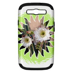 20131123 3 Samsung Galaxy S Iii Hardshell Case (pc+silicone) by SomethingLouisaMade