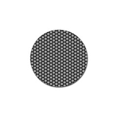 Groovy Circles Golf Ball Marker 10 Pack by StuffOrSomething