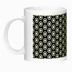 Groovy Circles Glow In The Dark Mug by StuffOrSomething