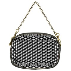 Groovy Circles Chain Purse (one Side) by StuffOrSomething