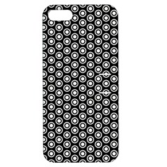 Groovy Circles Apple Iphone 5 Hardshell Case With Stand by StuffOrSomething