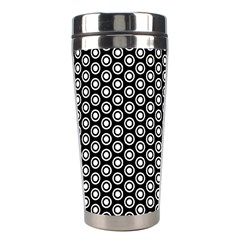 Groovy Circles Stainless Steel Travel Tumbler by StuffOrSomething