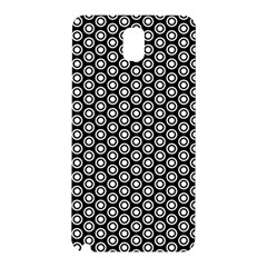 Groovy Circles Samsung Galaxy Note 3 N9005 Hardshell Back Case by StuffOrSomething