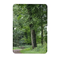 Lush Green Forest Samsung Galaxy Tab 2 (10.1 ) P5100 Hardshell Case  by stineshop