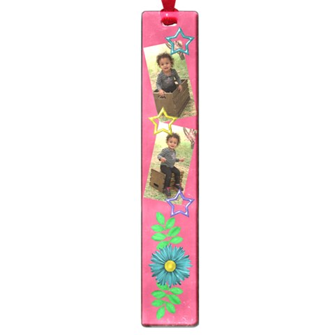 Spring Bookmark Large By Angeye   Large Book Mark   B0669eeiytnv   Www Artscow Com Front
