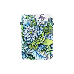 Peaceful Flower Garden Apple Ipad Mini Protective Sleeve by Zandiepants