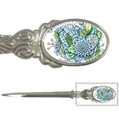 Peaceful Flower Garden 2 Letter Opener by Zandiepants