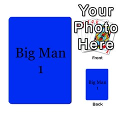 Sharp Practice By Wulf Corbett   Multi Purpose Cards (rectangle)   P1kcubbqvfmg   Www Artscow Com Front 20