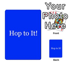 Sharp Practice By Wulf Corbett   Multi Purpose Cards (rectangle)   P1kcubbqvfmg   Www Artscow Com Front 31