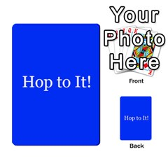 Sharp Practice By Wulf Corbett   Multi Purpose Cards (rectangle)   P1kcubbqvfmg   Www Artscow Com Front 33