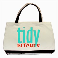 Tidy Bitcheslarge1 Fw Classic Tote Bag by tidybitches