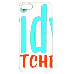 Tidy Bitcheslarge1 Fw Apple iPhone 5 Hardshell Case with Stand by tidybitches