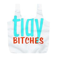Tidy Bitcheslarge1 Fw Reusable Bag (l)