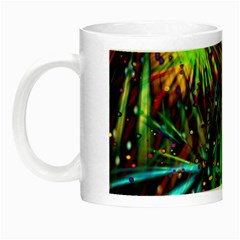 Exploding Fireworks Glow In The Dark Mug by StuffOrSomething