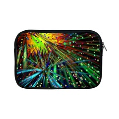 Exploding Fireworks Apple Ipad Mini Zippered Sleeve by StuffOrSomething