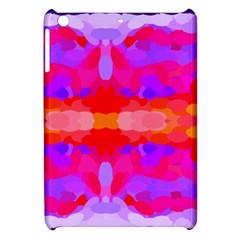 Purple, Pink And Orange Tie Dye  By Celeste Khoncepts Com Apple Ipad Mini Hardshell Case by Khoncepts
