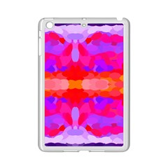 Purple, Pink And Orange Tie Dye  By Celeste Khoncepts Com Apple Ipad Mini 2 Case (white) by Khoncepts