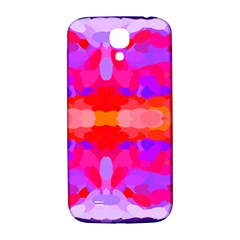 Purple, Pink And Orange Tie Dye  By Celeste Khoncepts Com Samsung Galaxy S4 I9500/i9505  Hardshell Back Case by Khoncepts