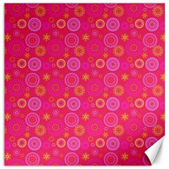 Psychedelic Kaleidoscope Canvas 12  X 12  (unframed) by StuffOrSomething