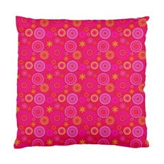 Psychedelic Kaleidoscope Cushion Case (single Sided)  by StuffOrSomething