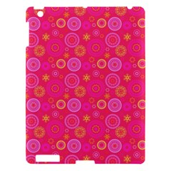 Psychedelic Kaleidoscope Apple Ipad 3/4 Hardshell Case by StuffOrSomething