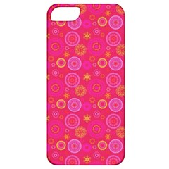 Psychedelic Kaleidoscope Apple Iphone 5 Classic Hardshell Case by StuffOrSomething
