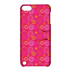 Psychedelic Kaleidoscope Apple Ipod Touch 5 Hardshell Case With Stand by StuffOrSomething