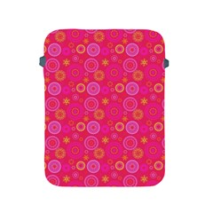 Psychedelic Kaleidoscope Apple Ipad Protective Sleeve by StuffOrSomething